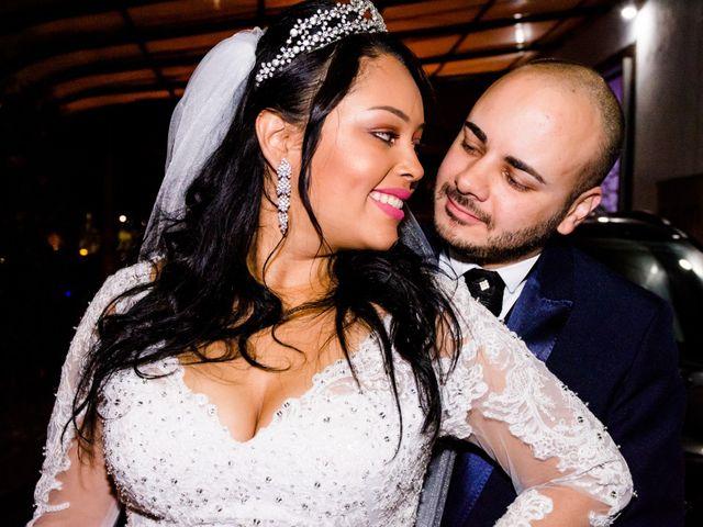 O casamento de Tiago e Francielle em Santo André, São Paulo 50