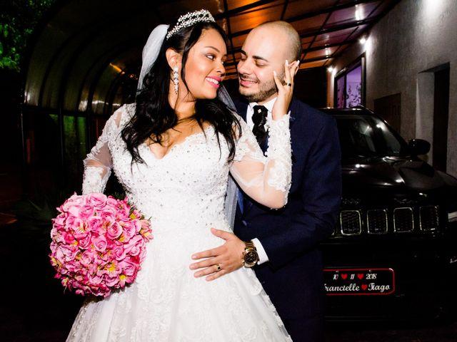 O casamento de Tiago e Francielle em Santo André, São Paulo 51