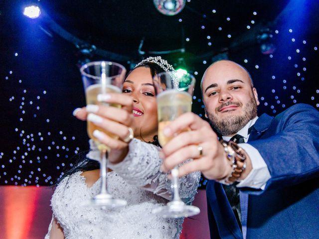 O casamento de Tiago e Francielle em Santo André, São Paulo 55