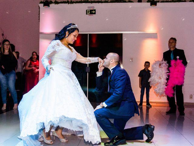 O casamento de Tiago e Francielle em Santo André, São Paulo 58