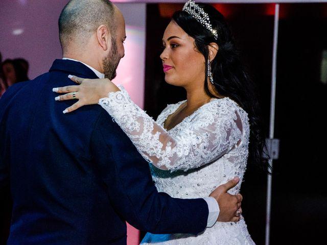 O casamento de Tiago e Francielle em Santo André, São Paulo 59