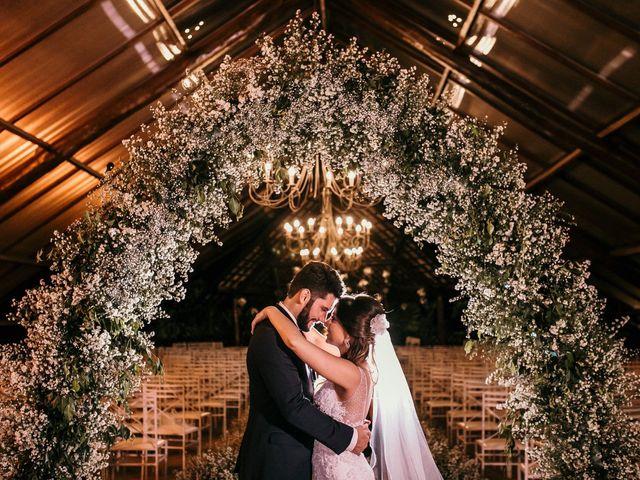 O casamento de Juliana e Julio