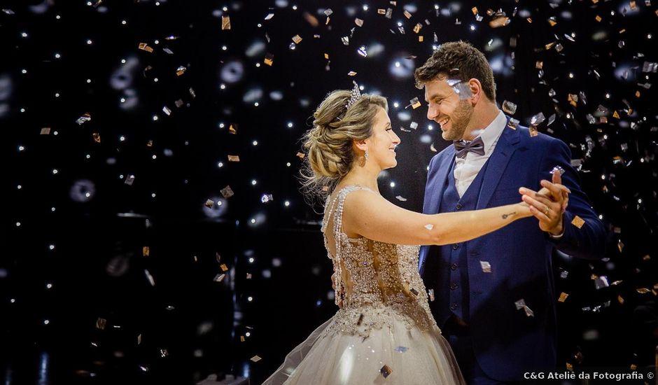 O casamento de Anderson e Simone em Dois Vizinhos, Paraná