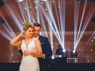 O casamento de Cristiane e Robson