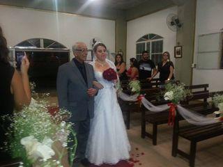 O casamento de Catarina e Rodrigo
