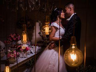 O casamento de Cislane  e Denilson