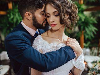 O casamento de Karolyne e Jeremias