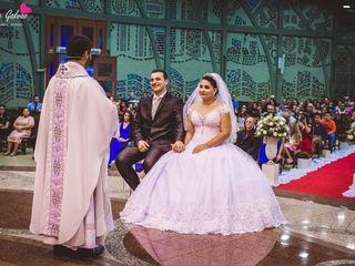 O casamento de Deisi e Pedro