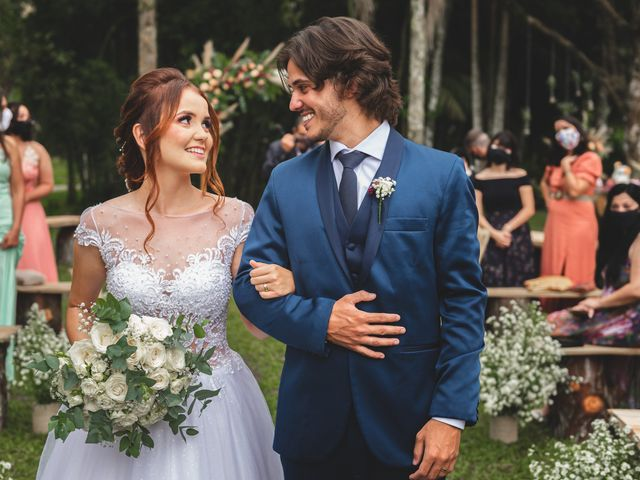 O casamento de Grace e Lucas
