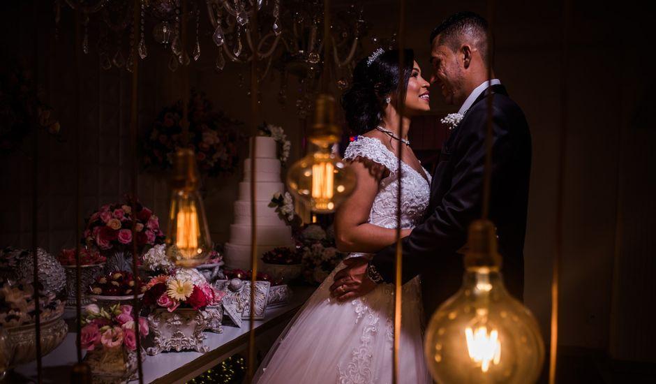 O casamento de Denilson  e Cislane  em Rio de Janeiro, Rio de Janeiro