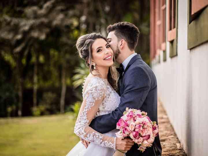 O casamento de Gabriela e Fábio