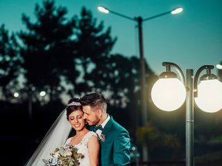 O casamento de Aline  e Mauricio  3