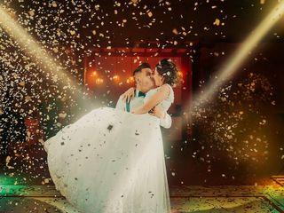 O casamento de Aline  e Mauricio