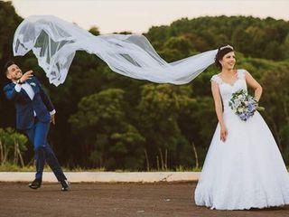O casamento de Aline  e Mauricio  1