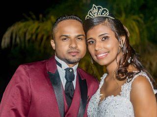 O casamento de Joceli e Deyvisson