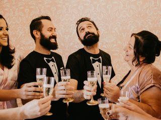 O casamento de Diego e Fernando 2
