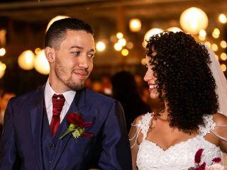 O casamento de Julia e Thiago