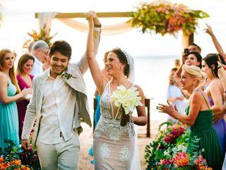 O casamento de Hayanne e Neto