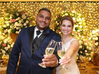 O casamento de Fernanda e Diego