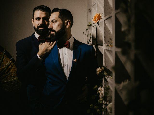 O casamento de Diego e Fernando