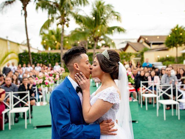 O casamento de Anna e Lucas