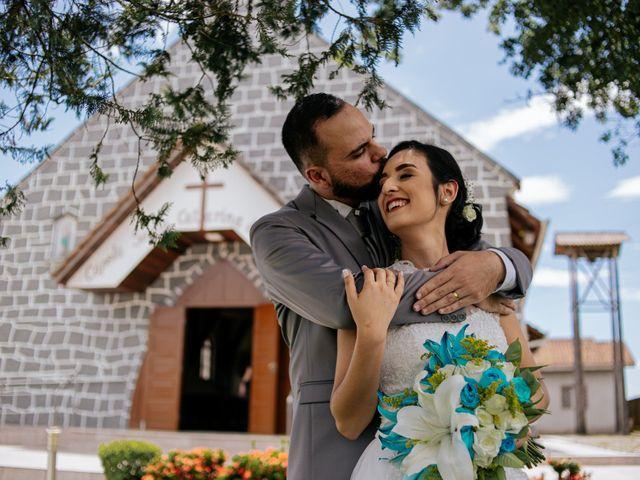 O casamento de Jaqueline e Kelvin