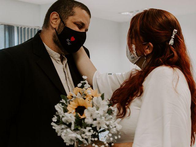 O casamento de Maitê e Marcelo