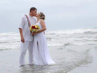 O casamento de Caroline e Rafael 1