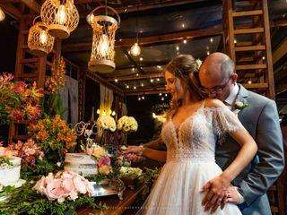 O casamento de Keyla  e William