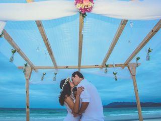 O casamento de Elen Láu e Mario Lucio