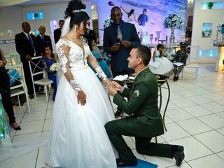 O casamento de Leticia  e Thiago