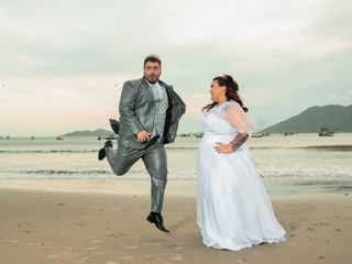 O casamento de Gabriela e Venancio