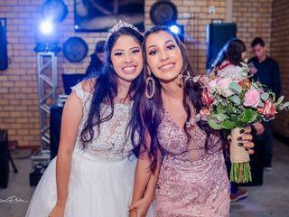 O casamento de Lisi e Mad 1