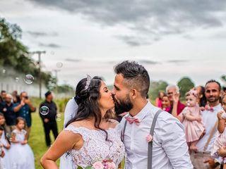 O casamento de Lisi e Mad 2