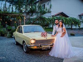 O casamento de Lisi e Mad