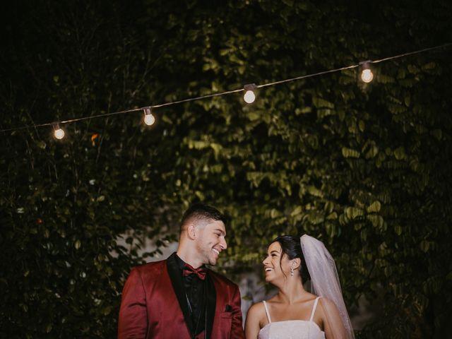 O casamento de Talita e Bruno