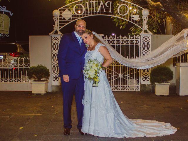 O casamento de Dani e Aércio