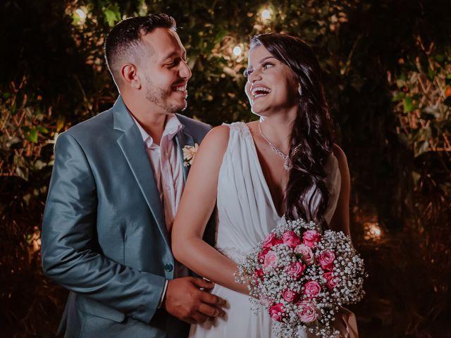 O casamento de Alanna e Neto