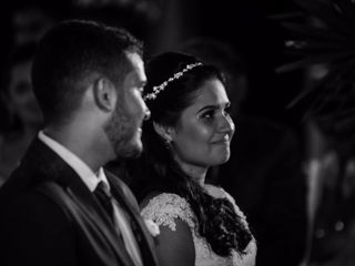 O casamento de Tayla e Mathaus