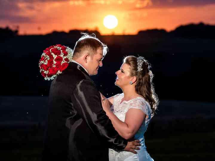 O casamento de Andréia e Maikel