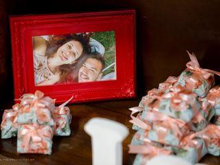 O casamento de Fabiana e Tiago 3