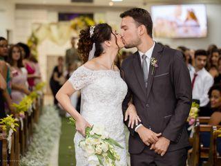 O casamento de Fabiana e Tiago