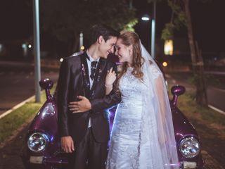 O casamento de Mauly e Jonas