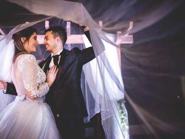 O casamento de Samara e Gabriel