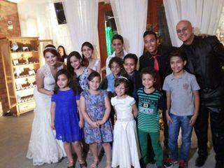 O casamento de Mayra e Glauco
