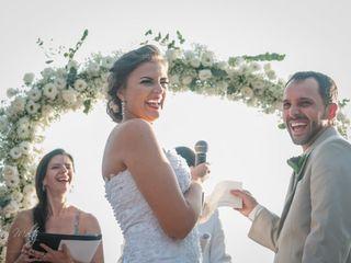 O casamento de Jackie e Darin 1