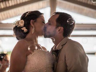 O casamento de Jackie e Darin