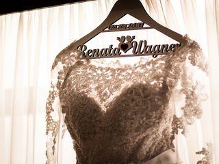 O casamento de Renata e Wagner 1