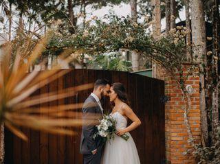O casamento de Thaís e Chris