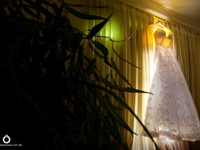 O casamento de Aline e Christian em Belo Horizonte, Minas Gerais 3